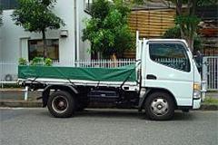 2トン平ボディー車