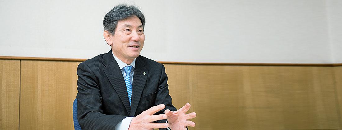 代表取締役 田之上幸雄